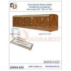 GWR Siphon O4 body kit