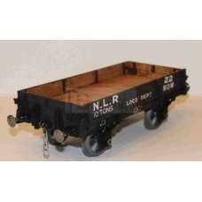 NLR Ballast Wagon No. 216